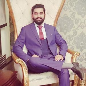 Savvy Specialist Huzaifa Shakeeb