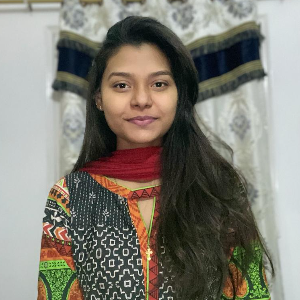Savvy Specialist Sharline Saleem